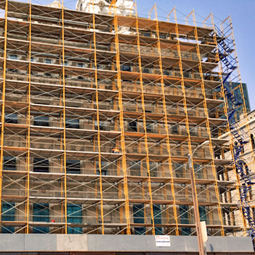 Commercial Scaffolding London