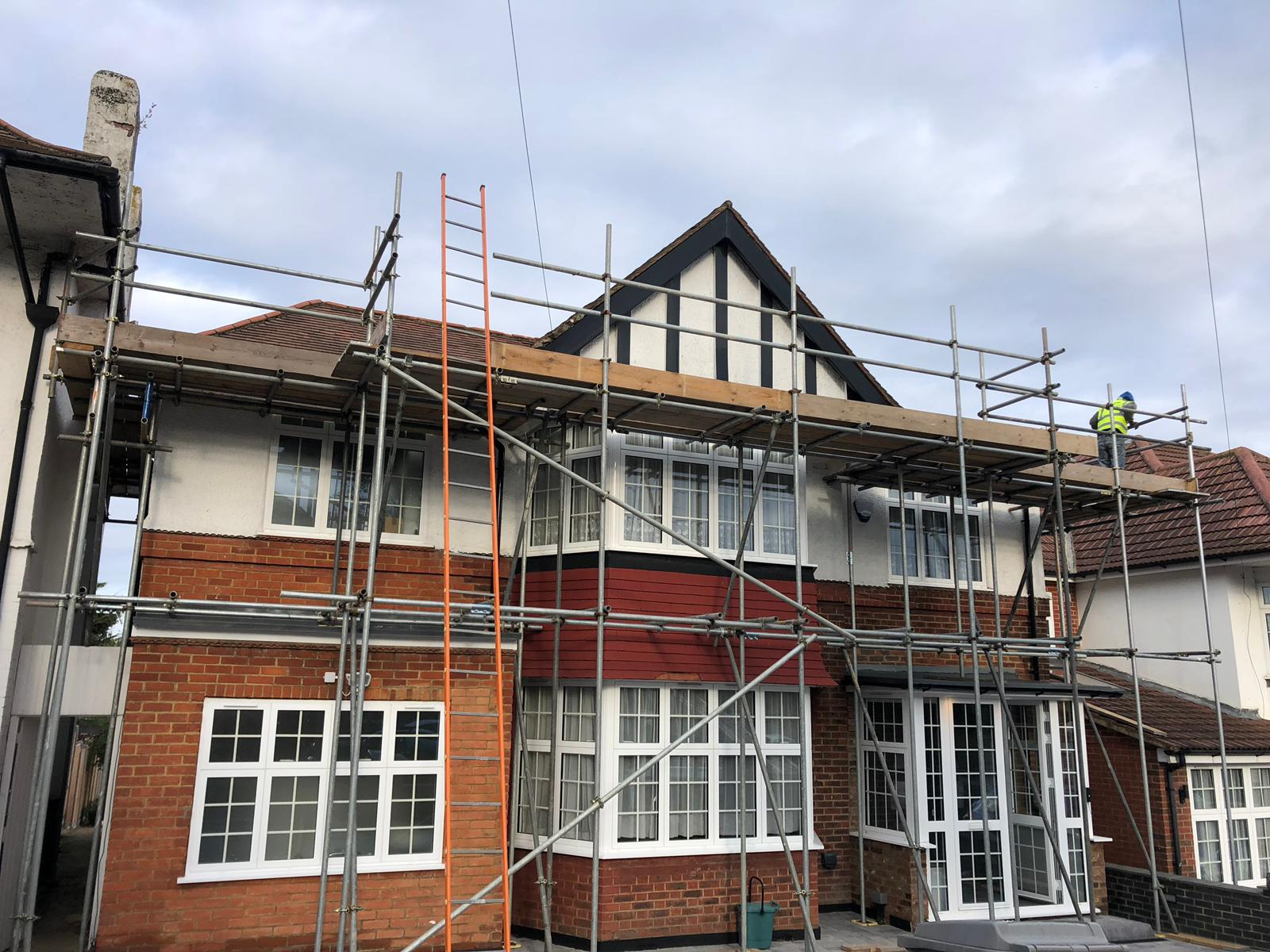 cost of scaffolding